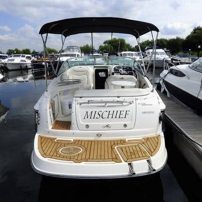 Monterey275 CRMischief  - offered for sale by Tingdene Boat Sales