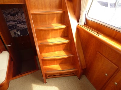 Jetten 40 AC Stellar Venture - offered for sale by Tingdene Boat Sales