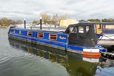 Narrowboat 58' Heritage Boats