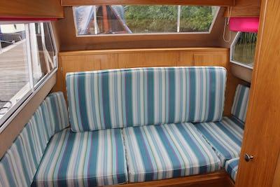 Viking32 cc HighlineHappy Heron  - offered for sale by Tingdene Boat Sales