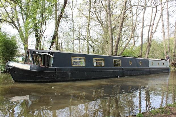 Liverpool Boats 70' Narrowboat