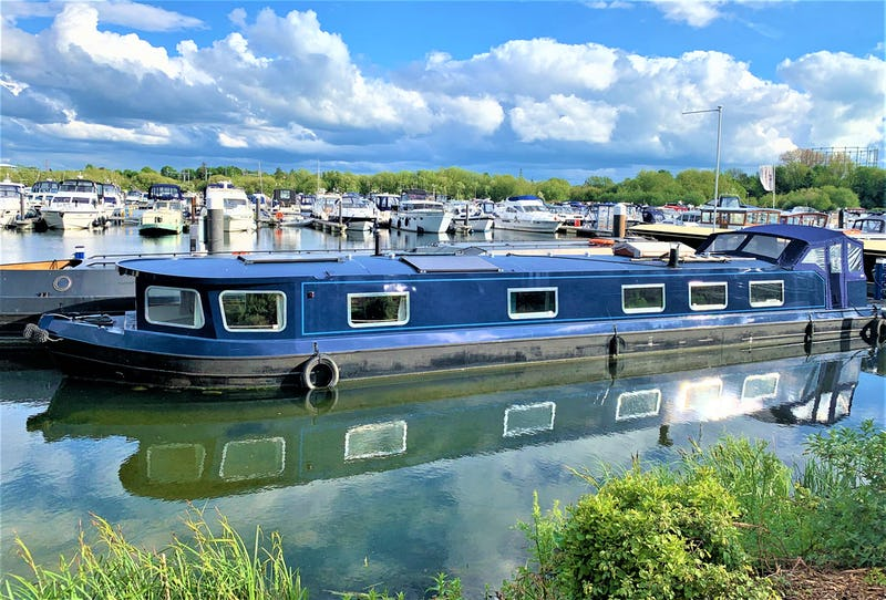 Wide Beam NarrowboatMetrofloat 60 x 12 Enclosed CratchAllegria - Initial Details - offered for sale by Tingdene Boat Sales