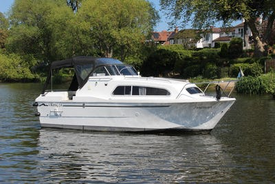 Viking 24 Miss Tilly - offered for sale by Tingdene Boat Sales