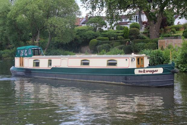 Narrowboat 54' Narrowbeam Dutch Barge