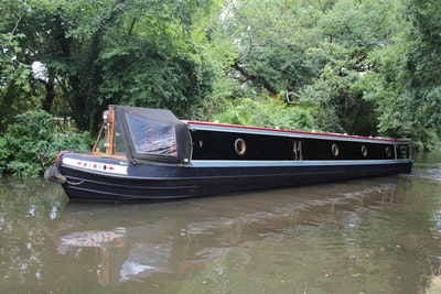 Narrowboat 60' G&J Reeves Trad