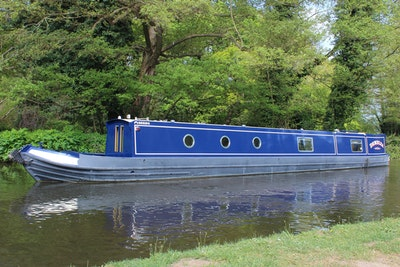 Tyler Wilson / Broom 58' Narrowboat
