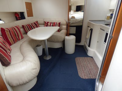 CranchiZaffiro 34SHEER CALM - offered for sale by Tingdene Boat Sales