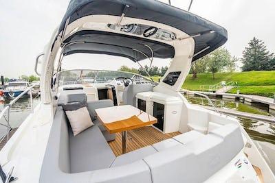 CranchiZ 35 - offered for sale by Tingdene Boat Sales