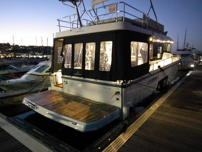 Cranchi T43 Eco Trawler Available Now - offered for sale by Tingdene Boat Sales