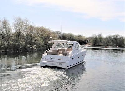 Sealine SC35 Epris - offered for sale by Tingdene Boat Sales