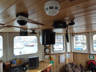 Trawler24 MetreLady Kate - offered for sale by Tingdene Boat Sales
