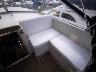 Broom35 EuropeanLady Elisa - offered for sale by Tingdene Boat Sales