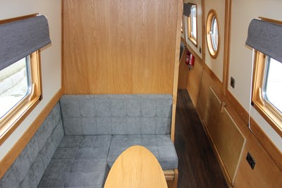 Aintree Beetle 30' Narrowboat Knot a Clue - offered for sale by Tingdene Boat Sales