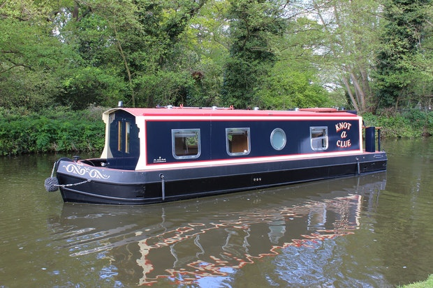 Aintree Beetle 30' Narrowboat
