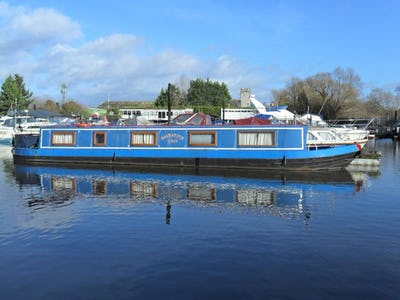 Custom Widebeam Salvation Two - offered for sale by Tingdene Boat Sales