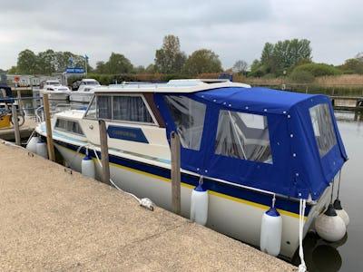 Cleopatra850Cleopatras Asp - offered for sale by Tingdene Boat Sales