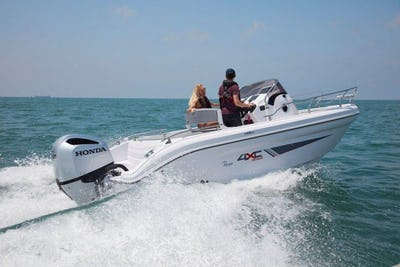 Ranieri H22SD New Boat  - offered for sale by Tingdene Boat Sales