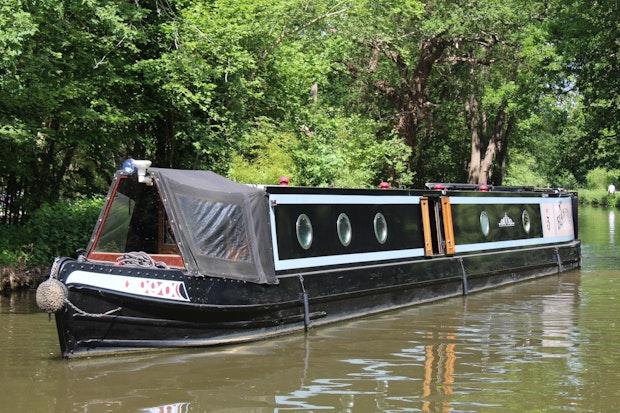Narrowboat 60' Dursley & Hurst Semi Trad