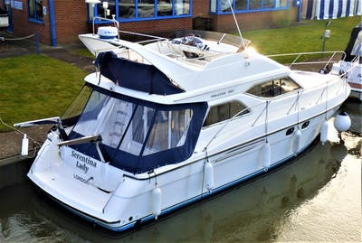 Princess360Serentina Lady - offered for sale by Tingdene Boat Sales