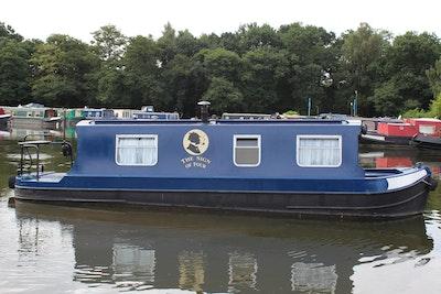 Narrowboat Midway 265
