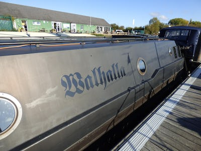 Wide Beam NarrowboatReeves 58 WALHALLA  - offered for sale by Tingdene Boat Sales