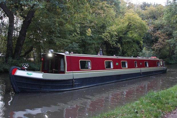Narrowboat 69' Pro-Build Cruiser Stern