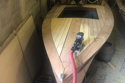 Andrews 28' Slipper Launch Lady Noggs - offered for sale by Tingdene Boat Sales