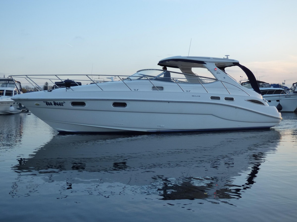 34b3a67ed52bba Sealine S41 Sports Cruiser Yes Dear - for sale