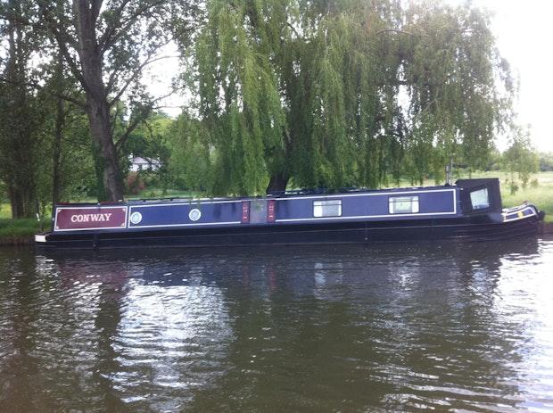 Narrowboat 57' Pro-Build Trad