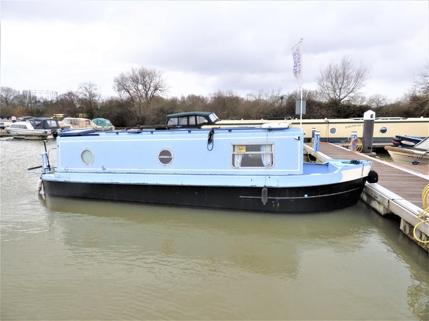 Narrowboat 31' Eastern Draft