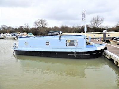Narrowboat31' Eastern DraftMoonraker 2 - offered for sale by Tingdene Boat Sales