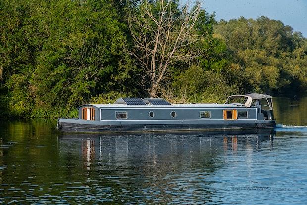 Wide Beam Narrowboat 60 x12 Collingwood