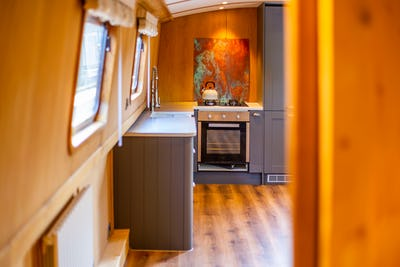 Wide Beam Narrowboat60 x12 CollingwoodSavannah - offered for sale by Tingdene Boat Sales
