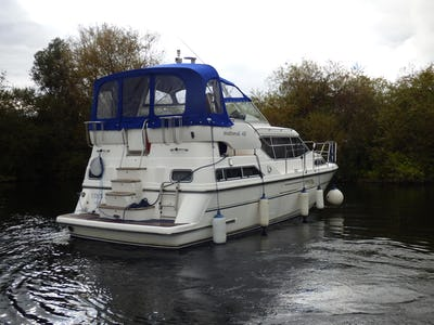 Westwood A35 Eden Blue - offered for sale by Tingdene Boat Sales