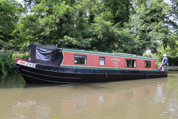 Hancock and Lane 40' Narrowboat
