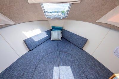 Viking275 HighlineNEW BOAT Standard Specification - offered for sale by Tingdene Boat Sales