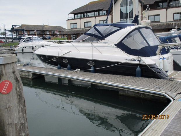 Fairline Targa 39