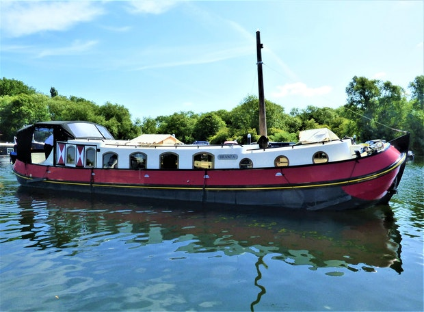 Barge 50' Euroship Replica Tjalk