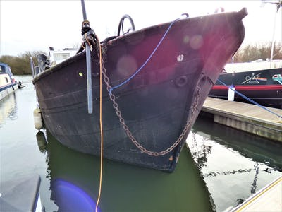 Classic Dutch Barge Sadie  - offered for sale by Tingdene Boat Sales