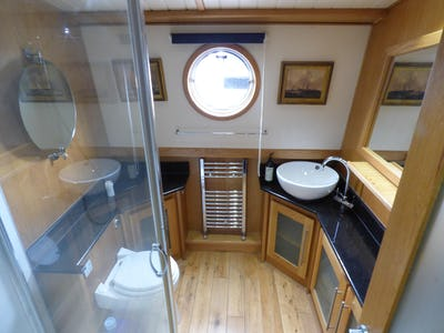 Collingwood Cruiser stern Duchess of Tilty - offered for sale by Tingdene Boat Sales