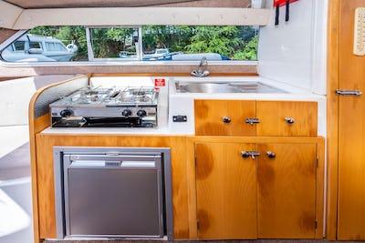 Shetland4+2Shantih - offered for sale by Tingdene Boat Sales