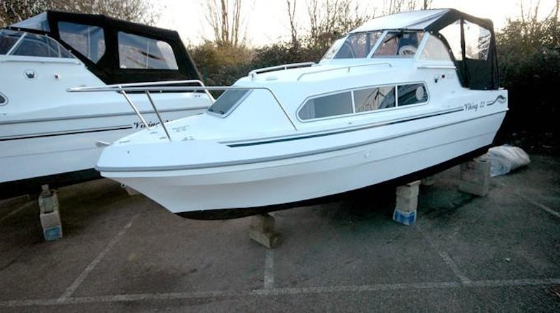Viking 22 New to order - offered for sale by Tingdene Boat Sales