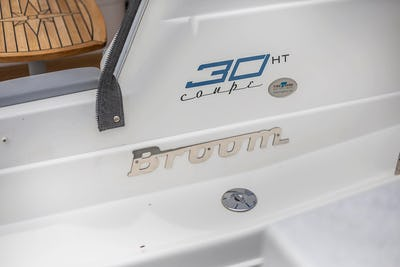 Broom30 HT CoupeBELLE BALAI  - offered for sale by Tingdene Boat Sales