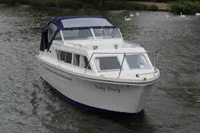 Viking26 Widebeam HighlineNew to order - offered for sale by Tingdene Boat Sales