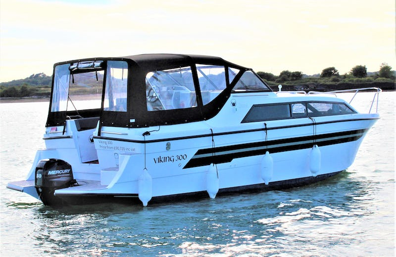 Viking300 Highline & Delivery PackNEW BOAT MARCH 2022 - offered for sale by Tingdene Boat Sales