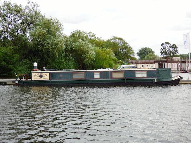 Custom Narrowboat