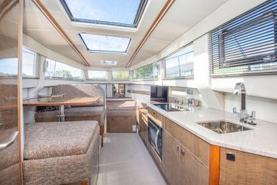 Banks MartinBeaulieu 30 Hard topUNNAMED EX DISPLAY BOAT - offered for sale by Tingdene Boat Sales