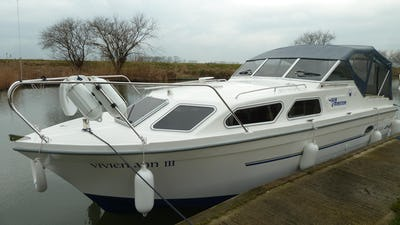 Viking 28 New to order - offered for sale by Tingdene Boat Sales