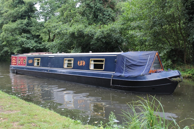Liverpool Boats 56' Narrowboat - Mersey Class