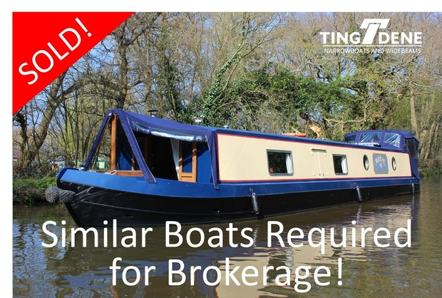 Narrowboat 's Required for Brokerage